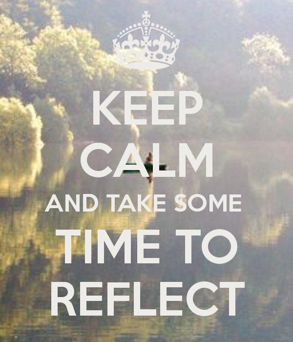 taking time to reflect and trust your instincts recovery help now